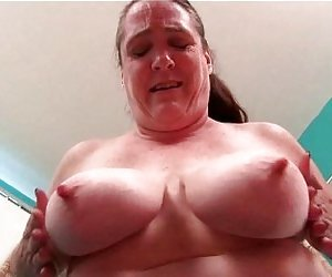 Muscle Granny Porn